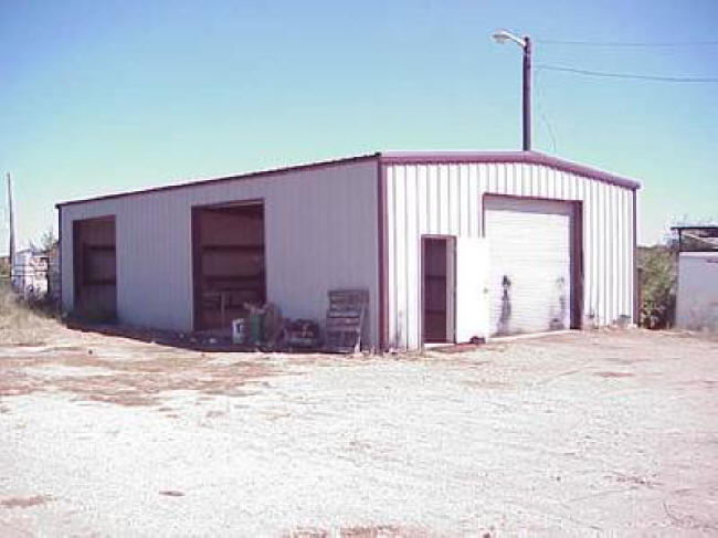 1 500sf steel building ih 35 troy texas sold